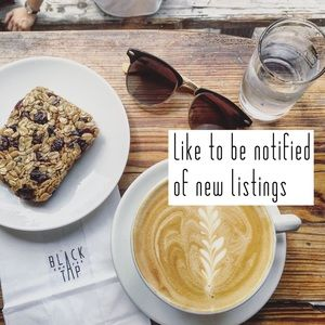 Like to be Notified of New Boutique Items!