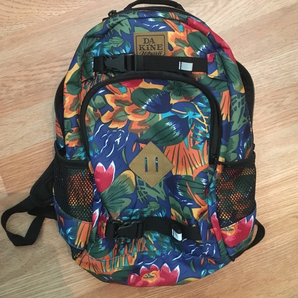 717afec6d6e9d 17% off Dakine Handbags - New Dakine Hawaiian Backpack 13 L Grom .