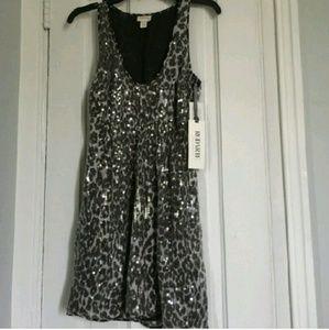 Rodarte Dresses & Skirts - Rodarte for Target Leopard Sequin Dress