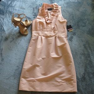 NWT Just Taylor Light Pink Dress