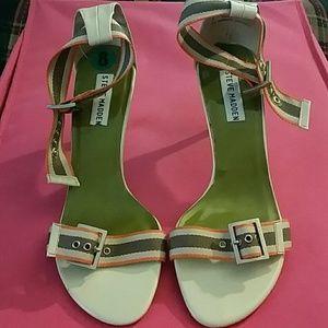 Steve Madden high heel sandals