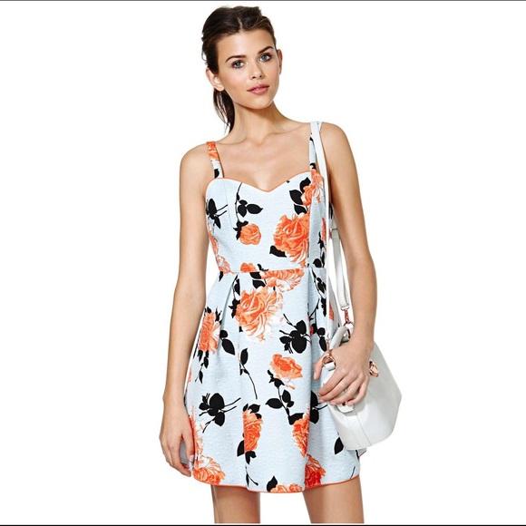 64% off MINKPINK Dresses & Skirts - Minkpink floral dress! from ...