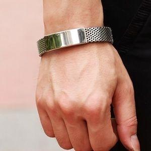 Other - Men's Stainless Steel Bracelet