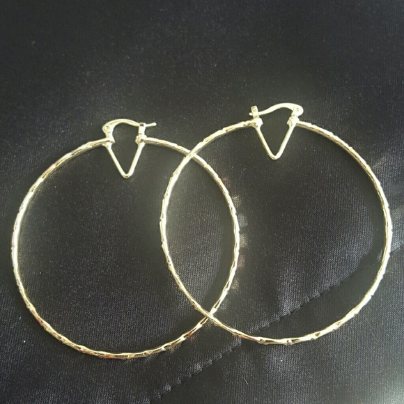 18k Brazilian Gold Filled Earrings OS from Jackelyns closet on