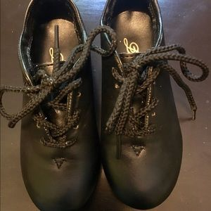 Dance Class Other - Unisex toddler size 10 tap shoes