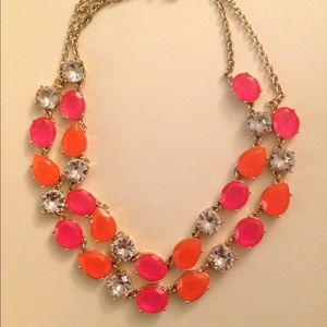 J. Crew Jewelry - 🆕[12hr $29] 2 j.crew factory neon necklaces