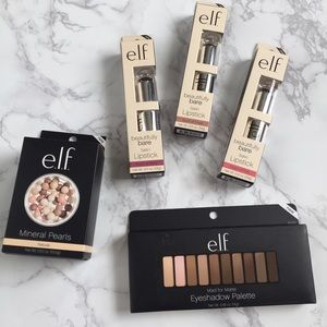 Other - Package of Assorted Elf Cosmetics