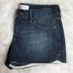 No. 6 Denim Jean Shorts 8