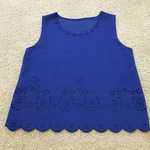 Tops - Cut out top