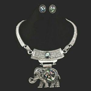 Jewelry - The Majestic Elephant Set
