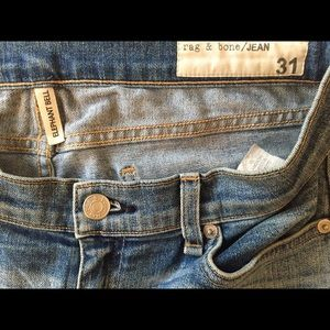 Rag & Bone jeans 31 worn