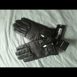 Wilsons Leather Accessories - Leather Gloves softest men's