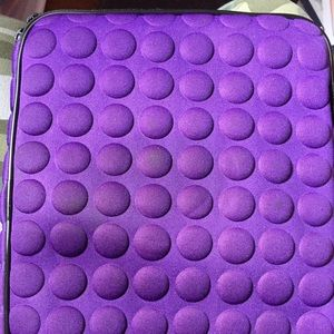 Purple iPad 2 case