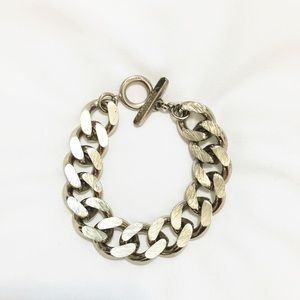 Ben-Amun Jewelry - Silver link bracelet