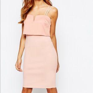 Lipsy London Dresses & Skirts - Lipsy London by Michelle Keegan Dress - Blush Pink