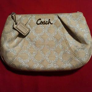 NEW YEAR'S SALEAuth Preloved Coach mini bag