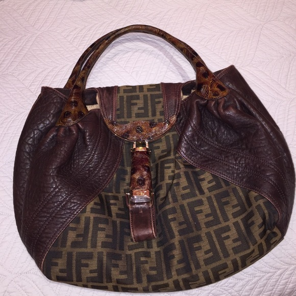 4866a7fbd6f2 Fendi Bags | Spy Bag | Poshmark