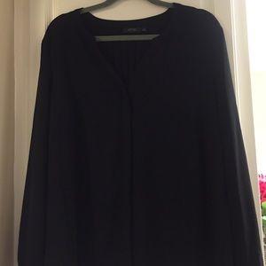Apt. 9 black blouse