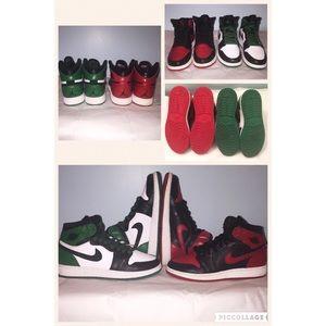 fdb4ec911e9 Jordan Shoes | 2009 Retro 1 Dmp Pack Selling Celtic | Poshmark