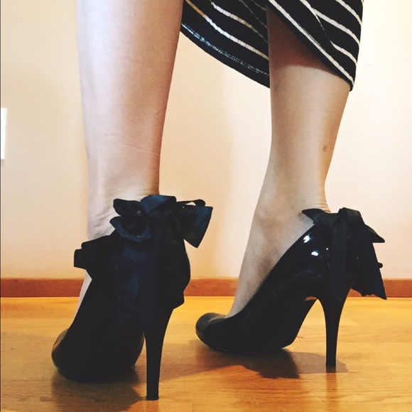 58% off Japan Shoes - ⭐️Black party heels⭐ from !'s closet on ...