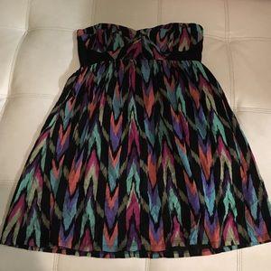 Billabong Dresses & Skirts - Strapless mini dress