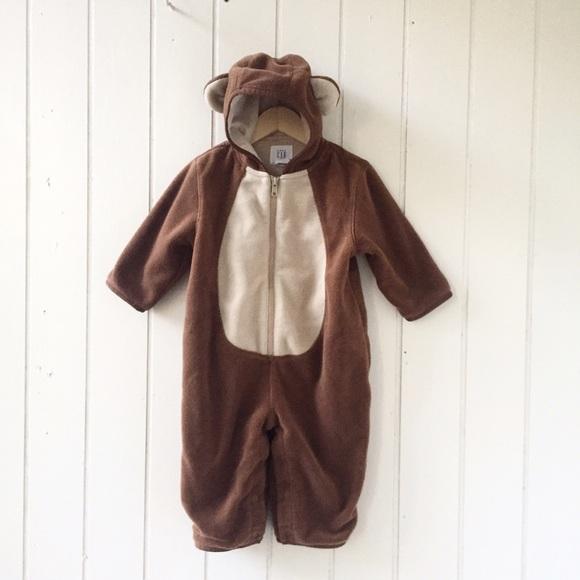12 18m baby gap monkey halloween costume