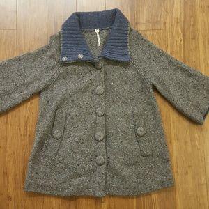 Margaret O'Leary Jackets & Blazers - Margaret O'Leary sweater jacket