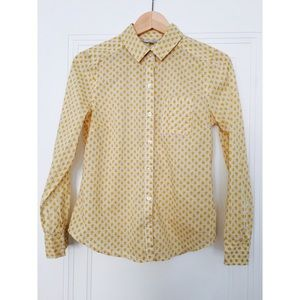 Halogen Tops - Halogen Golden Apple Button Down Shirt