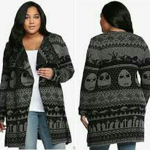torrid Sweaters - Nightmare before christmas cardigan
