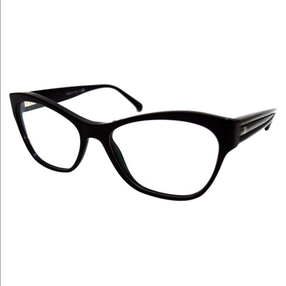 1724988e5b CHANEL Accessories - Chanel Black Eyeglasses Prescription Frame