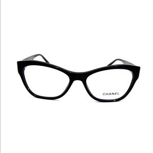 Black Chanel Eyeglass Frames : 48% off CHANEL Accessories - Chanel Black Eyeglasses ...