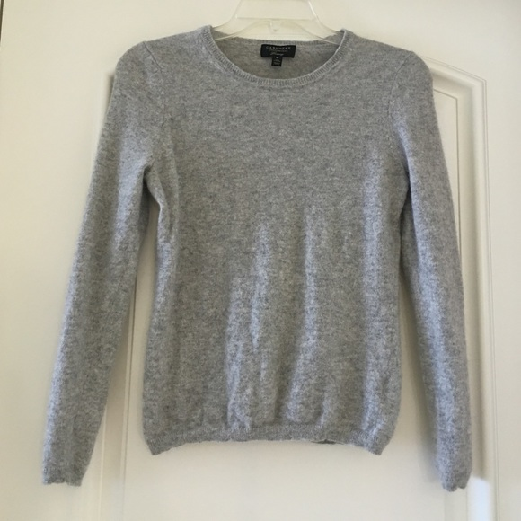 56% off Charter Club Sweaters - 💥JUST REDUCED 💥Gray cashmere ...