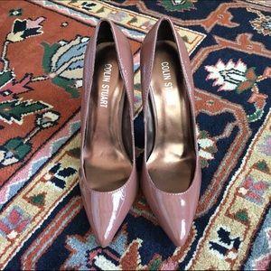 Colin Stuart Shoes - Colin Stuart Patent Leather Stiletto Pumps
