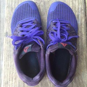Reebok nano 4.0 crossfit shoes