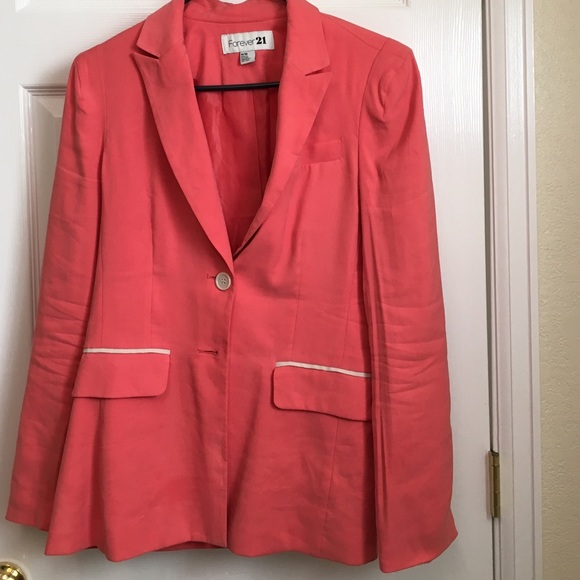 17% Off Forever 21 Jackets & Blazers