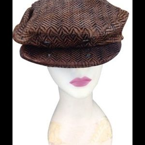 Bailey Of Hollywood Other - Bailey of Hollywood pony hair cabbie hat