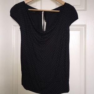 Express Tops - EXPEESS open back drapey top