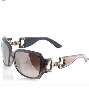 🎉 2x HP🎉 Gucci Bamboo Sunglasses