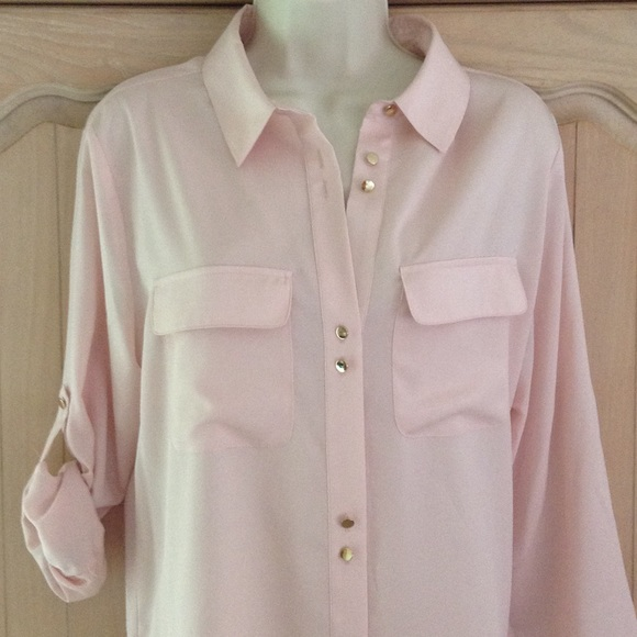 73444c54ee8fad Ivanka Trump Tops - NWOT Ivanka Trump blouse