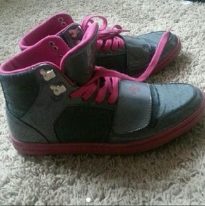 Creative Recreation Other - CR Grey and Pink High top sneakers