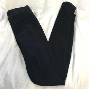 Helmut Lang skinny jeans. Sz 25.