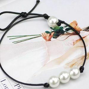 LAST MARKDOWN FIRM !!!!!     Fashion pearl choker