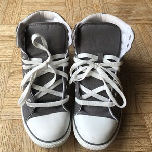 01e7d343fc Converse Shoes | High Topsfat Tongue | Poshmark