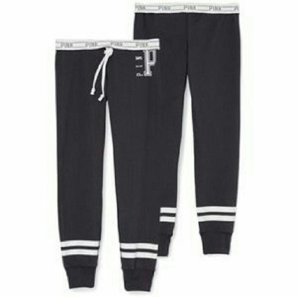6486d1b9532b6 Victoria Secret PINK Jogger Sweatpants