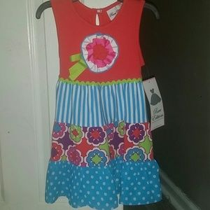 Rare Editions Other - Nwt Rare Editions girls 3t dress