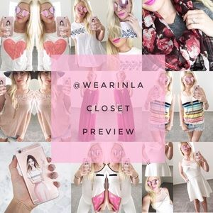 Dresses & Skirts - @wearinla Closet Preview