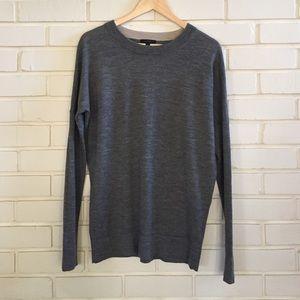 J.Crew Wool Sweater in Grey size S