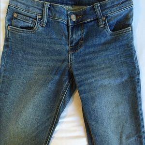 Denim - Size 1 STS Blue Boyfriend Jeans