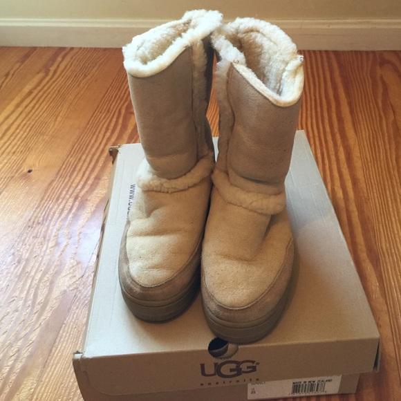 Ugg Sundance Short Boots