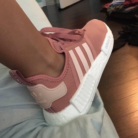 Adidas nm d pink salmon